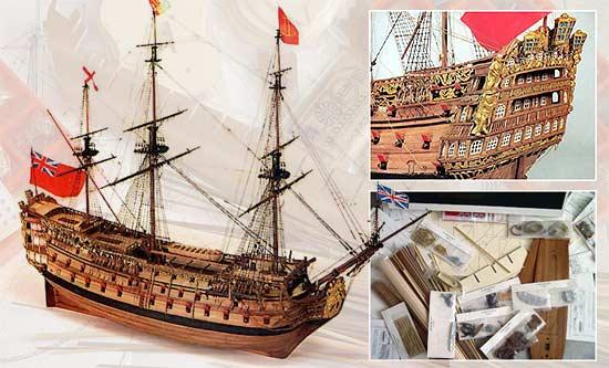 С чего начать в судомоделизме модели кораблей