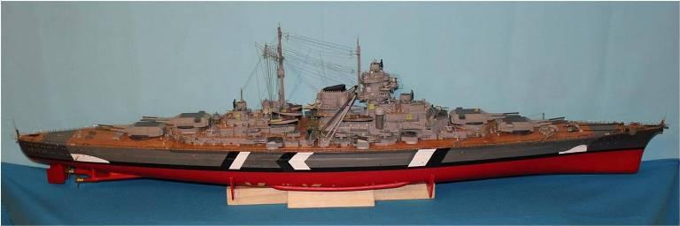инструкция по сборке бисмарк - фото 5