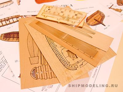 Схемы постройки моделей