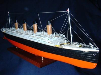 Титаник модели