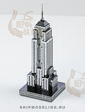 Небоскрёб Empire State Building