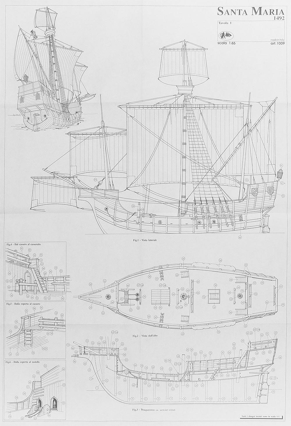 чертеж корабля для прикормки