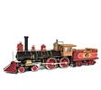Новая моделирующее устройство паровоза: Rogers N119