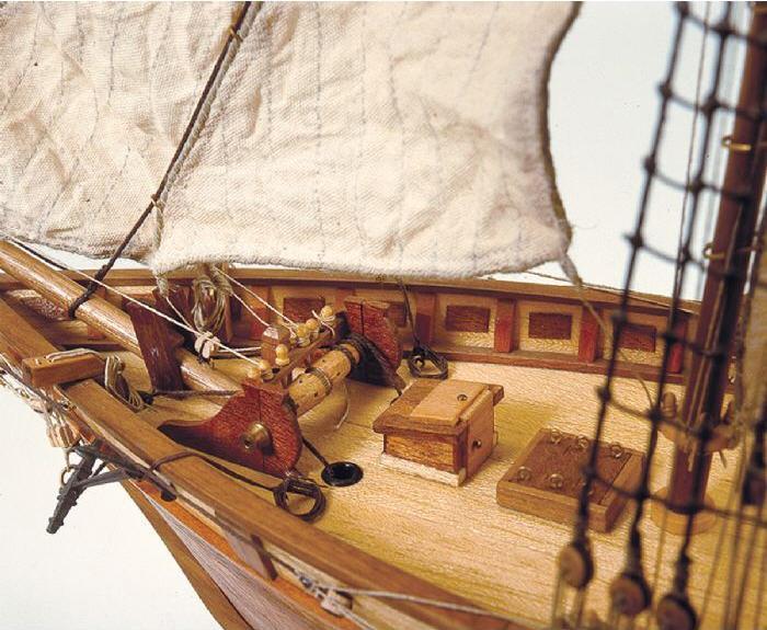 модель корабля для сборки набор