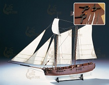 Adventure pirate schooner (плюс инструменты)